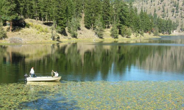 Nature World Adventures - Montana - Fishing